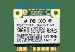 realtek 8188 driver windows 10