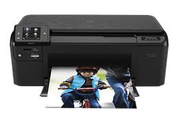 HP Photosmart D110